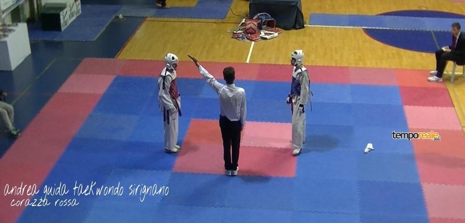 Taekwondo / Altri successi per la Scuola Sirignano di Minturno
