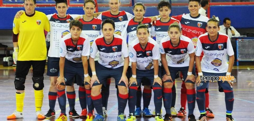 Calcio a 5 / Le Cinèma Vis Fondi, ancora una partita in trasferta