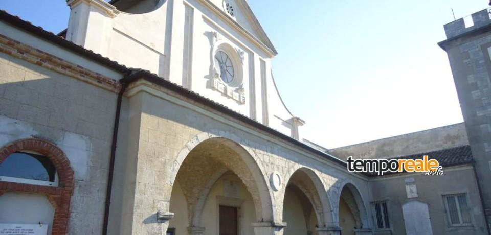 Itri / Santuario della Civita, conclusi i lavori di restauro