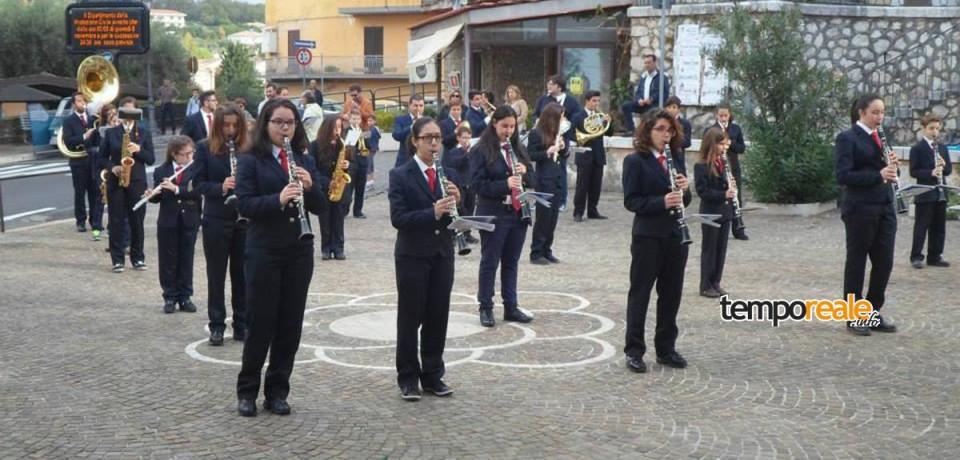 Minturno / Concerto per Maria Loreta Proia, cittadina Spiga d'oro di Minturno