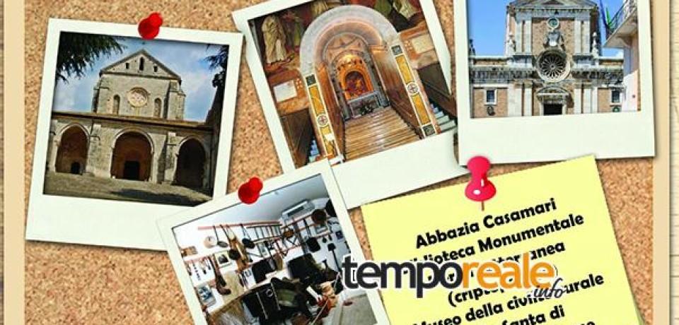 Frosinone / Conoscendo la Ciociaria, nuove visite guidate a Casamari e Veroli