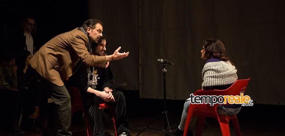 """Cassino / """"La recitazione tra teatro e cinema"""", Ferdinando Maddaloni torna al Cut"""