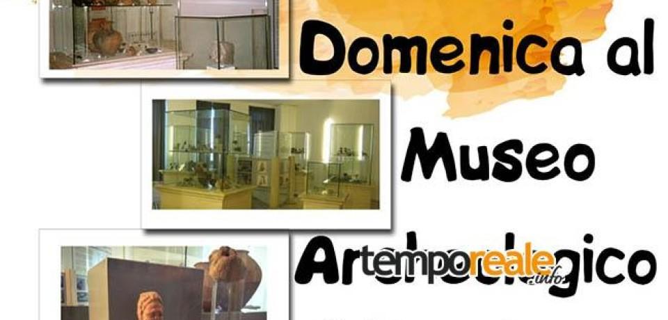 Frosinone / Il pomeriggio degli innamorati, San Valentino al Museo Archeologico