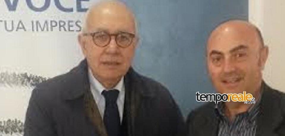 Formia / Incontro proficuo tra il Sindaco Bartolomeo ed il neo Presidente dell'Ascom Territoriale di Formia