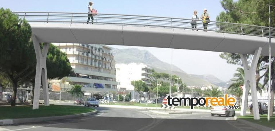 Formia / Ponte di collegamento tra Piazza Vittoria e banchina Vespucci, pubblicato il bando europeo
