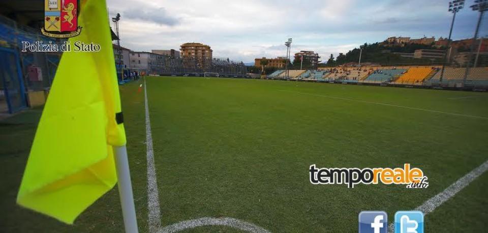 Calcio / Frosinone-Sassuolo, tavolo tecnico in Questura. Definite le misure di sicurezza