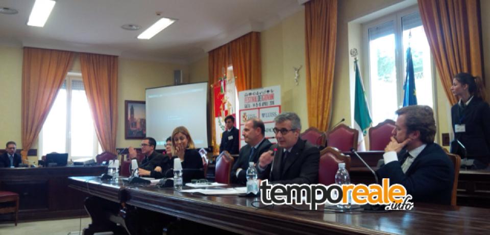 Gaeta / La LUISS partecipa alla prima edizione del Festival dei Giovani