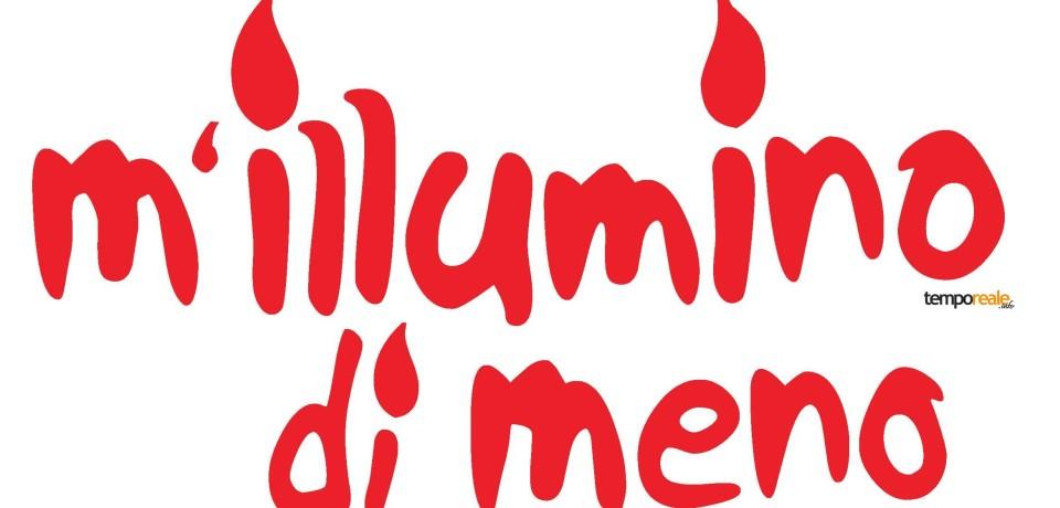 """Gaeta / """"M'illumino di meno"""", il Comune aderisce alla campagna di sensibilizzazione"""