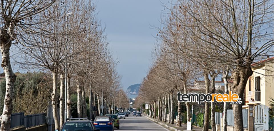 Formia /  Penitro, iniziati i lavori per la messa in sicurezza e completamento opere di urbanizzazione