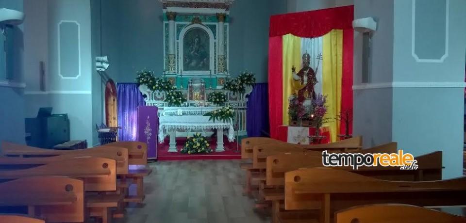 Ponza / Le Forna, la messa del 28 febbraio sarà trasmessa su Rete 4