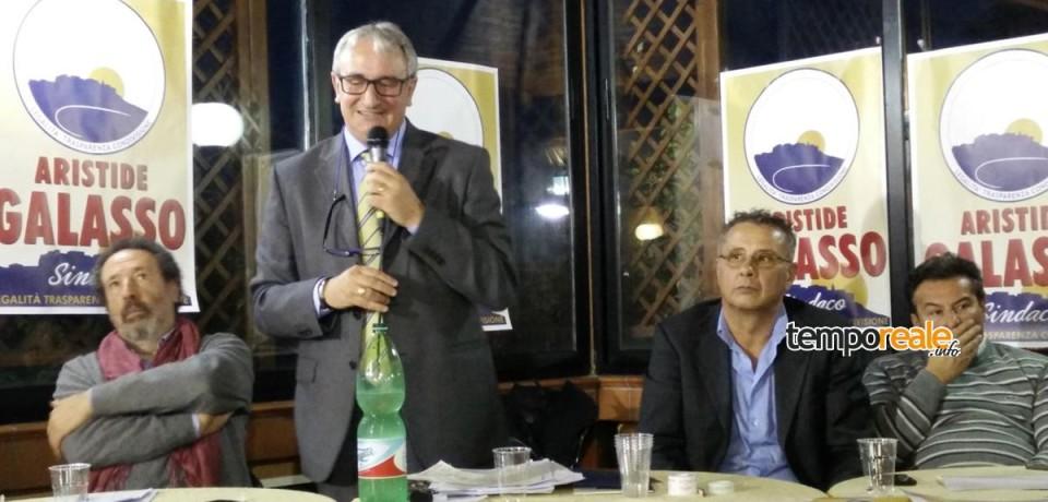 """Minturno / Elezioni, Aristide Galasso si presenta: """"C'è bisogno di gente capace"""""""