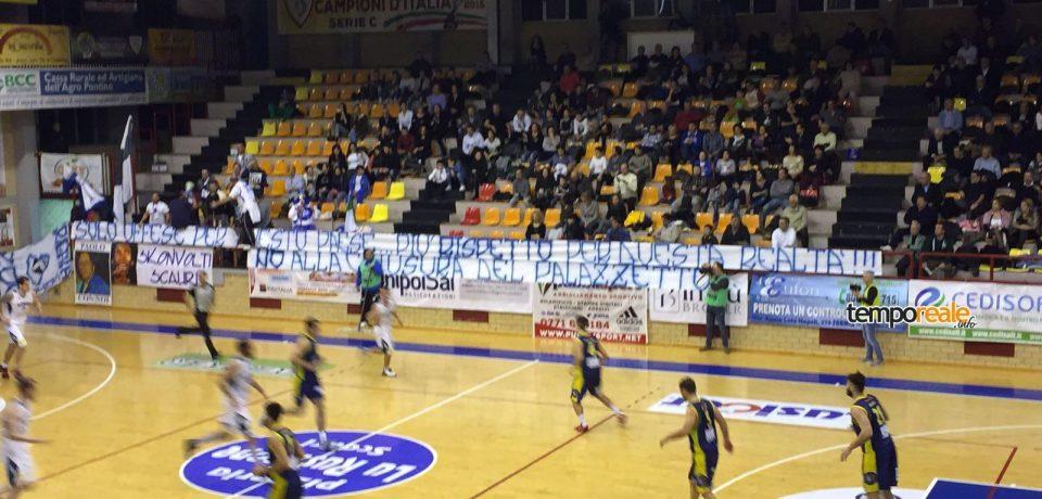 Basket Scauri, un gruppo di sostenitori avvia la campagna di sostegno