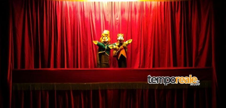Formia / 'Pinocchio', arriva lo spettacolo dei burattini alla Sala Teatro Madonna del Carmine