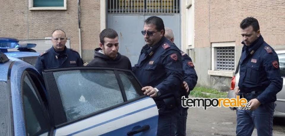Terracina / Controlli della Polizia: arrestato 21enne in possesso di hashish