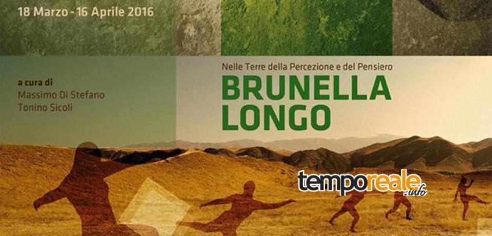 """Cassino / """"Nelle terre delle percezioni e del pensiero"""", il vernissage di Brunella Longo al Camusac"""
