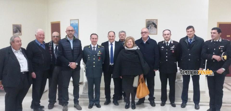 Coreno Ausonio / Distretto del marmo, un progetto intercomunale per garantire la sicurezza