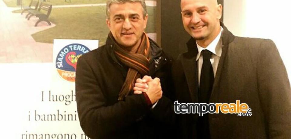 Terracina / Paolo La Fiora ci riprova con Nicola Procaccini dopo aver sfiorato l'elezione nel 2011