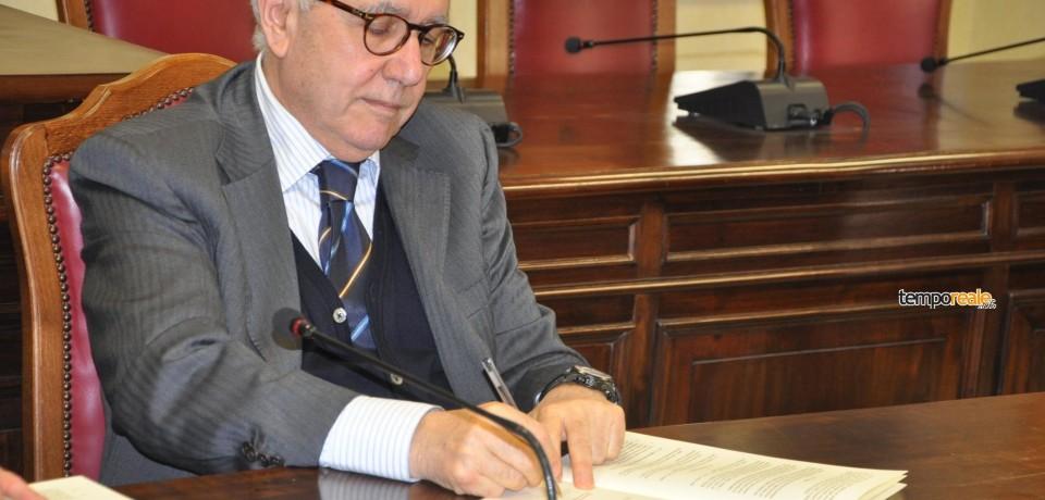 """Latina / Rifiuti, Bartolomeo in Provincia: """"No ad impianti di termovalorizzazione o nuove discariche"""""""