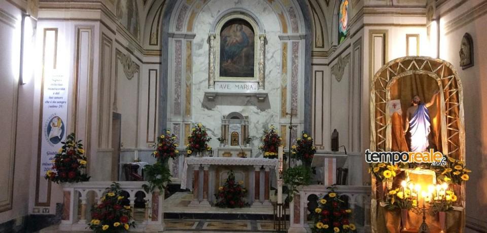 Itri / Convento dei Passionisti, la preghiera di Padre Antonio Rungi per la Pasqua 2016