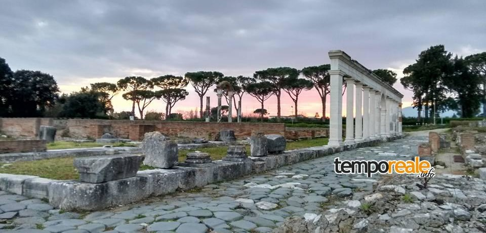 Minturno / Decima edizione per la Via Crucis al Comprensorio Archeologico di Minturnae