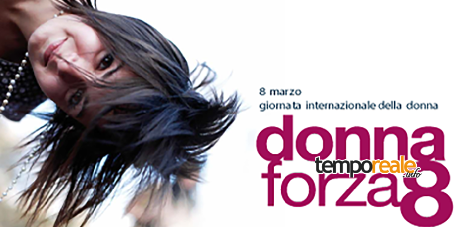 """8 Marzo, Enrico Forte: """"Spazio al talento e alle capacità femminili con Sportello Donna Forza Otto"""""""