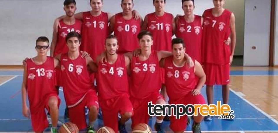 Frosinone / Uno stanco Basket Academy under 18 cede contro Sora 2000