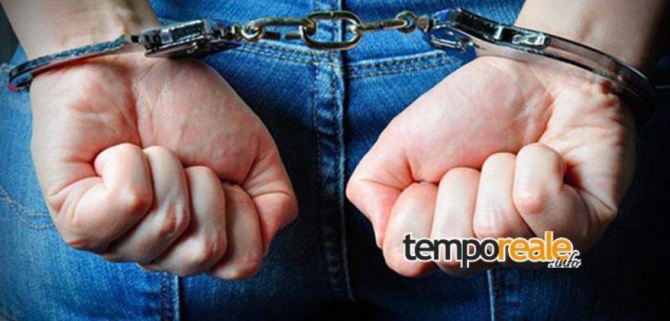 Minturno / Furto aggravato, arrestato un 65enne