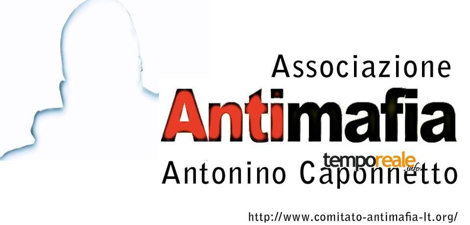 """Associazione Caponnetto: """"Nel Basso Lazio incombe una cupola deviata della mafia, bisogna reagire"""""""