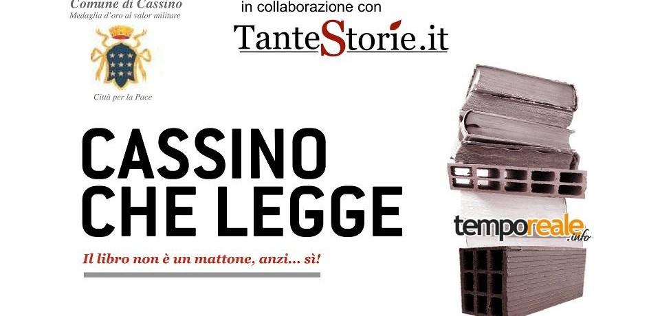 """Cassino / """"I sensi della ragione"""", apre la seconda parte della quinta edizione di """"Cassino che legge"""""""