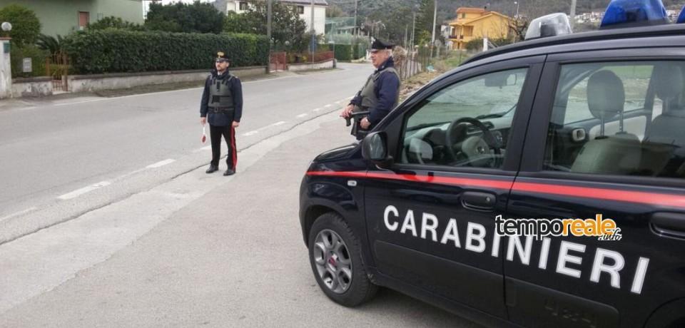 Cassino / Controlli dei Carabinieri su tutto il territorio, oltre dieci denunciati