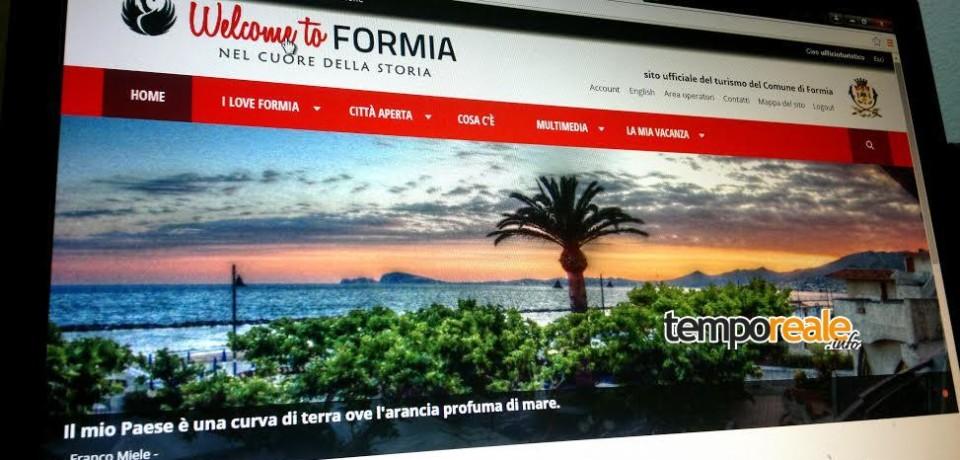Formia / Prime critiche al nuovo portale turistico del Comune
