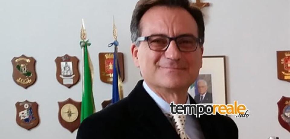 """Minturno /  Il Prefetto di Latina Pierluigi Faloni in visita per la cerimonia """"Al passo del Garigliano"""""""
