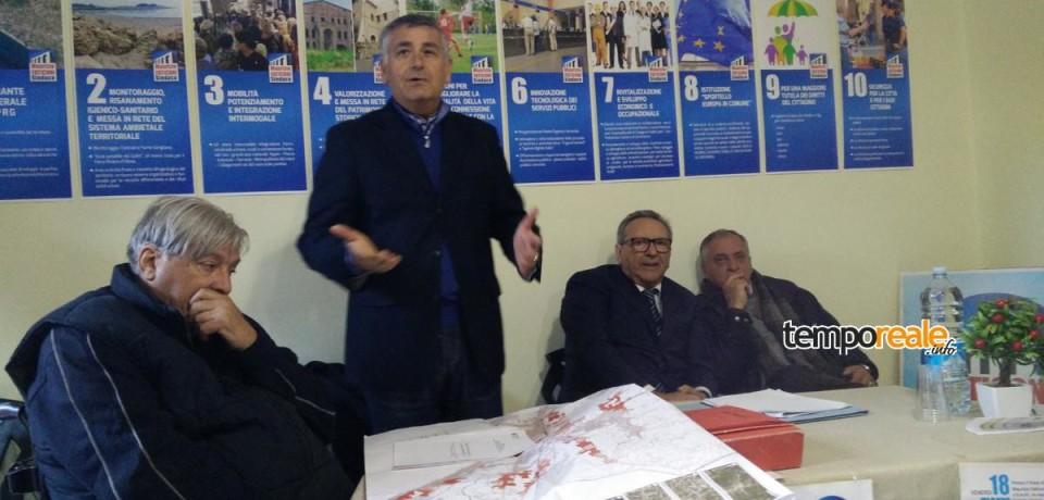 """Minturno / Maurizio Faticoni: """"L'Ismef se ne deve andare"""""""