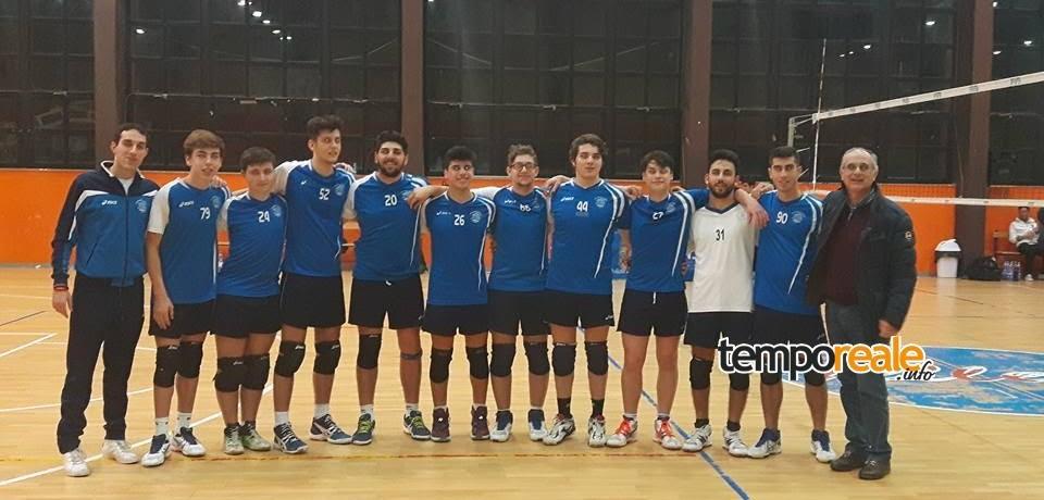 Pallavolo / Olimpia Formia, successo a Roma per l'U19M