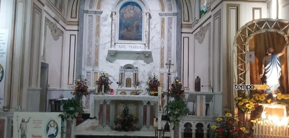 Itri / Preghiera e messa di suffragio per le vittime dell'incidente ferroviario in Puglia