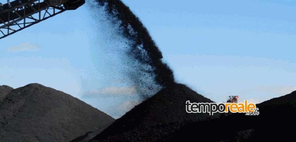 Pet Coke, anche Tilt Formia si schiera contro il carbone artificiale tossico