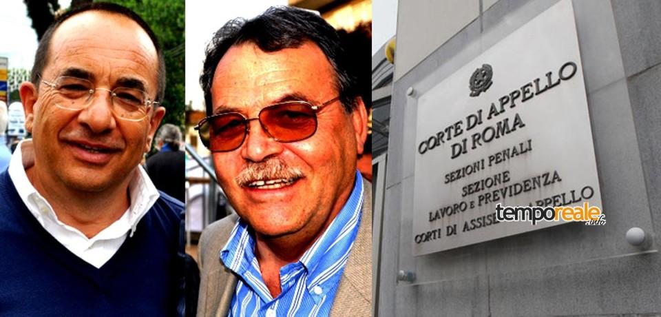 """Minturno / Ego Eco, assolti Romolo Del Balzo e Pino Sardelli: """"Siamo felici"""""""