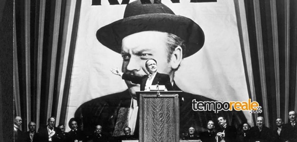 """Cassino / Continua la rassegna di cinema FuoriFuoco con """"Quarto Potere"""" di Orson Welles"""