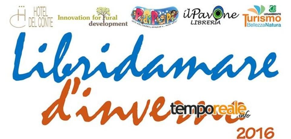 Fondi / Libridamare, sabato 2 aprile l'incontro con lo scrittore Alessandro Cini