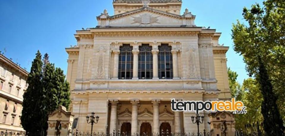 Gaeta / La comunità della parrocchia di Santo Stefano in visita alla comunità ebraica di Roma