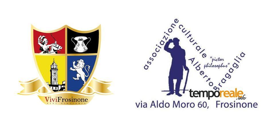 """Frosinone / Sodalizio artistico tra """"ViVi Frosinone, Vivi Ciociaria"""" e l'Associazione Alberto Bragaglia"""