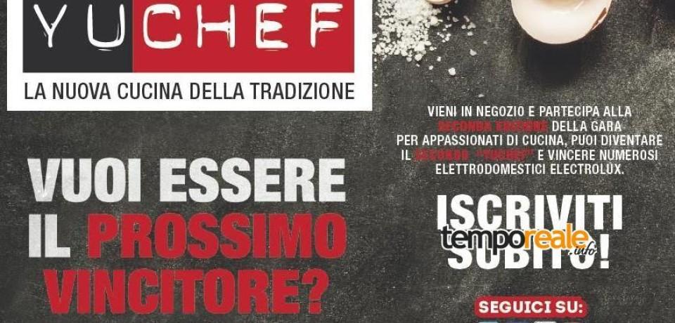Fondi / YuChef, al via le iscrizioni per la seconda edizione del concorso culinario