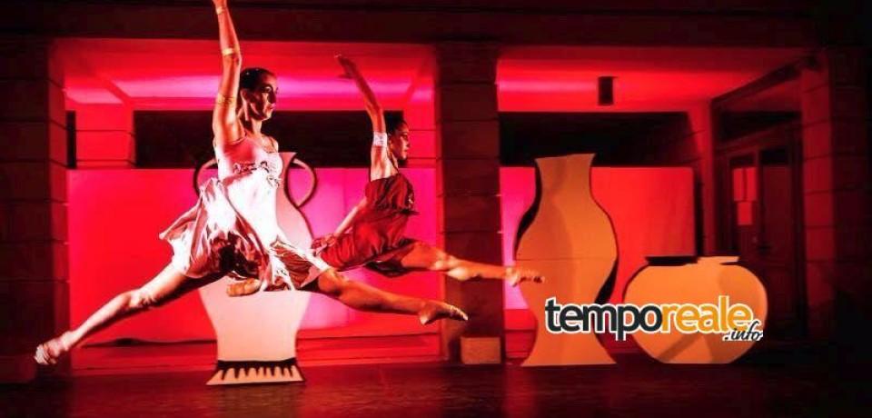 Gaeta / Aracne, il balletto del coreografo Francesco Azzari al Teatro Ariston