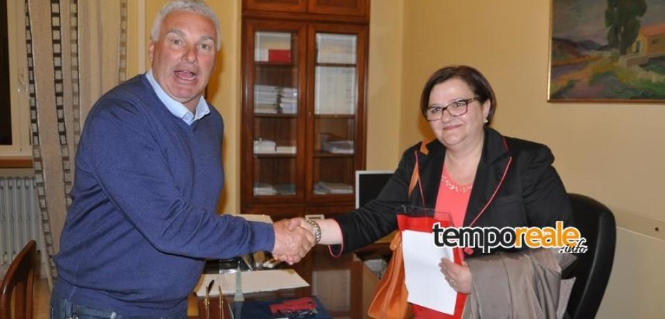 """Gaeta / Pina Rosato: """"La mia idea politica è quella di servizio ai cittadini"""""""