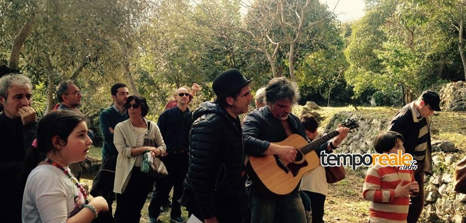 """Formia / 4ª edizione per il festival """"Alberi di Canto"""""""