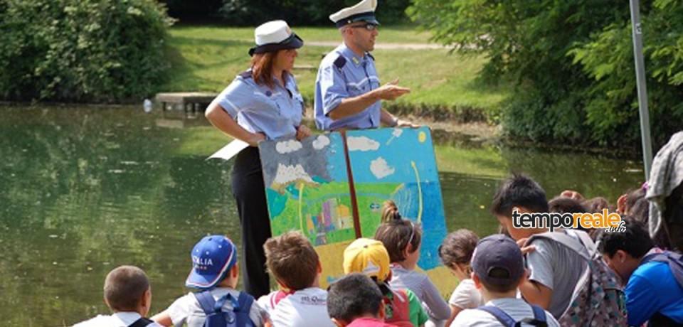 Minturno / Sicurezza stradale nelle scuole, il progetto della polizia locale