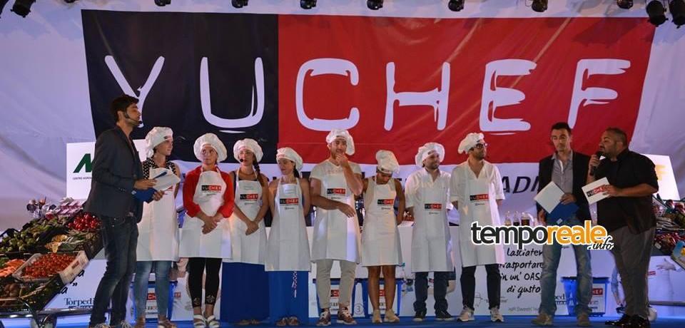 Fondi / YuChef, ancora pochi giorni per le iscrizioni alla II edizione del concorso culinario