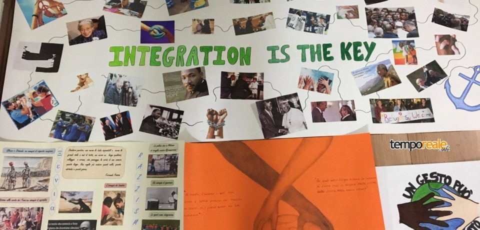 Formia / Integrazione, al liceo classico l'incontro con i giovani immigrati
