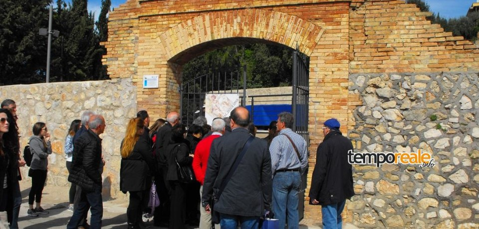 Formia / Piazza Vittoria e Caposele, grande pubblico per l'inaugurazione dei nuovi siti archeologici