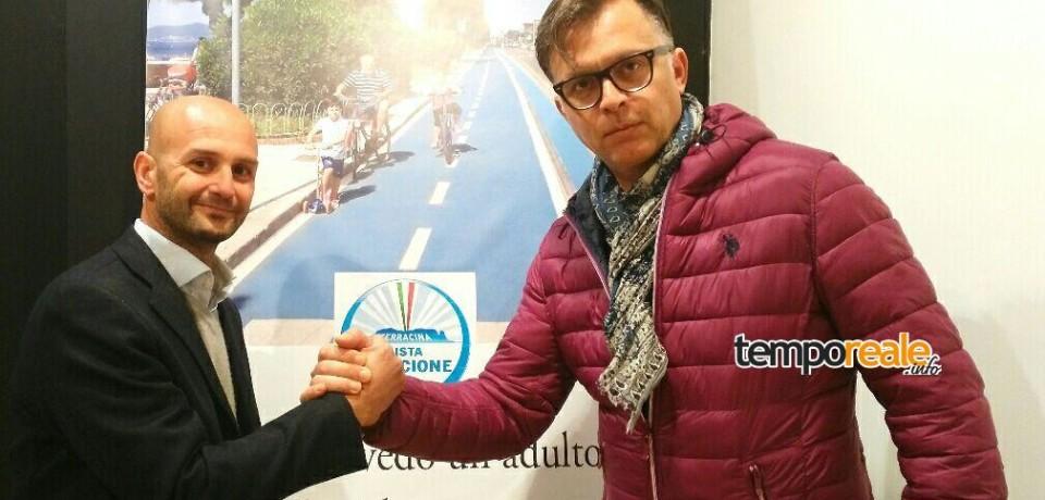 Terracina / Elezioni: Lorenzo Sacchetti candidato nella Lista Sciscione a sostegno di Nicola Procaccini